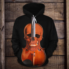 Load image into Gallery viewer, Fashion Violin T-Shirt