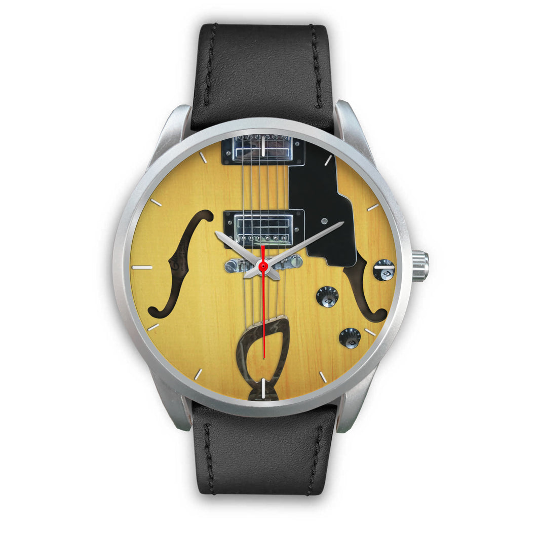 1980 Guild CE100 Electric Guitar Watch