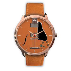 GS ES-345 Electric Guitar Watch