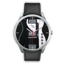 Load image into Gallery viewer, Black Airline Electric Guitar Watch