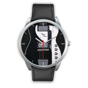 Black Airline Electric Guitar Watch