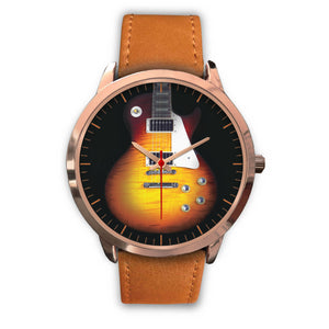 GLP Electric Guitar Watch