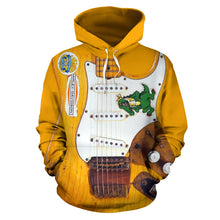 Load image into Gallery viewer, JG Guitar Hoodie