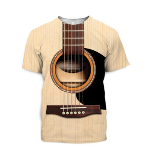 New Arrival Seagull Guitar T-Shirt