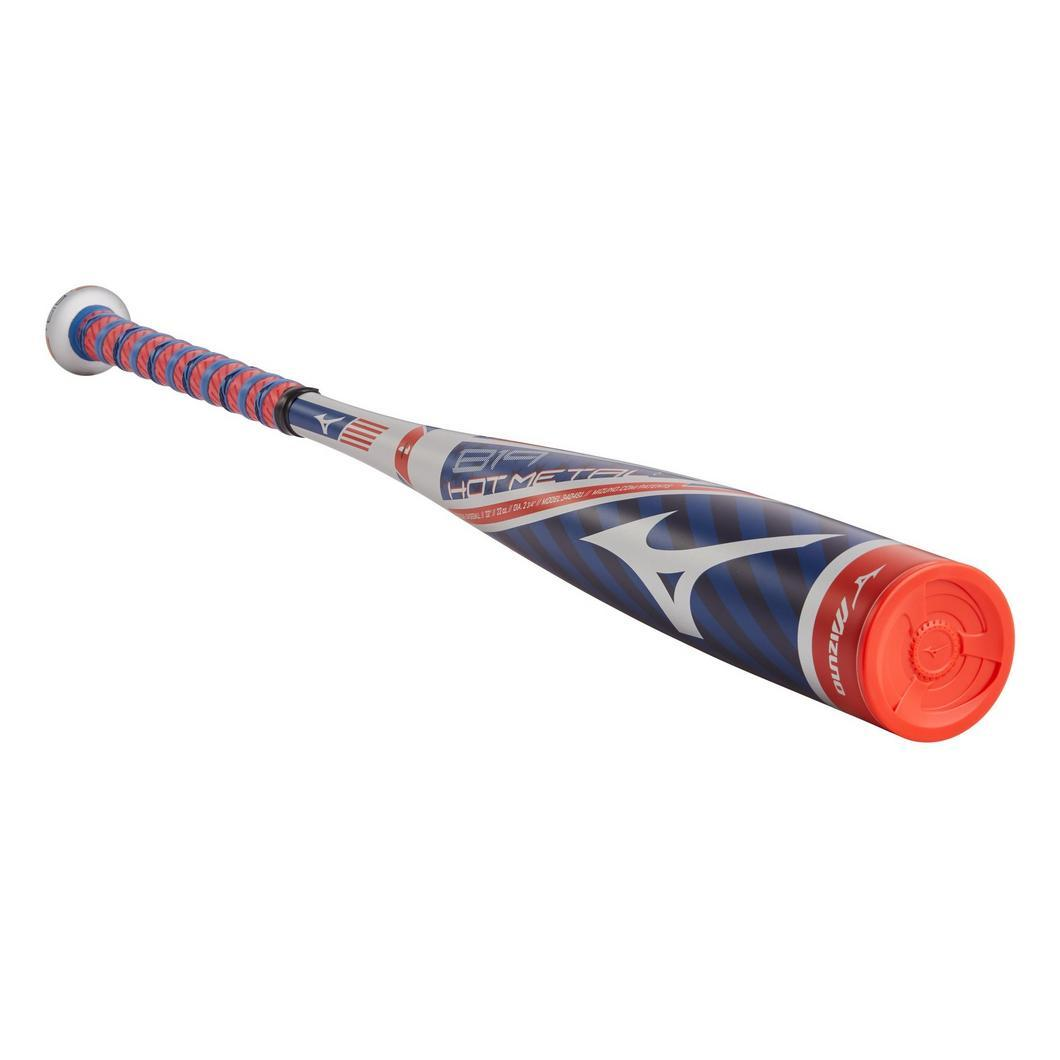 2019 Mizuno USSSA B19 Hot Metal Baseball Bat (-10)