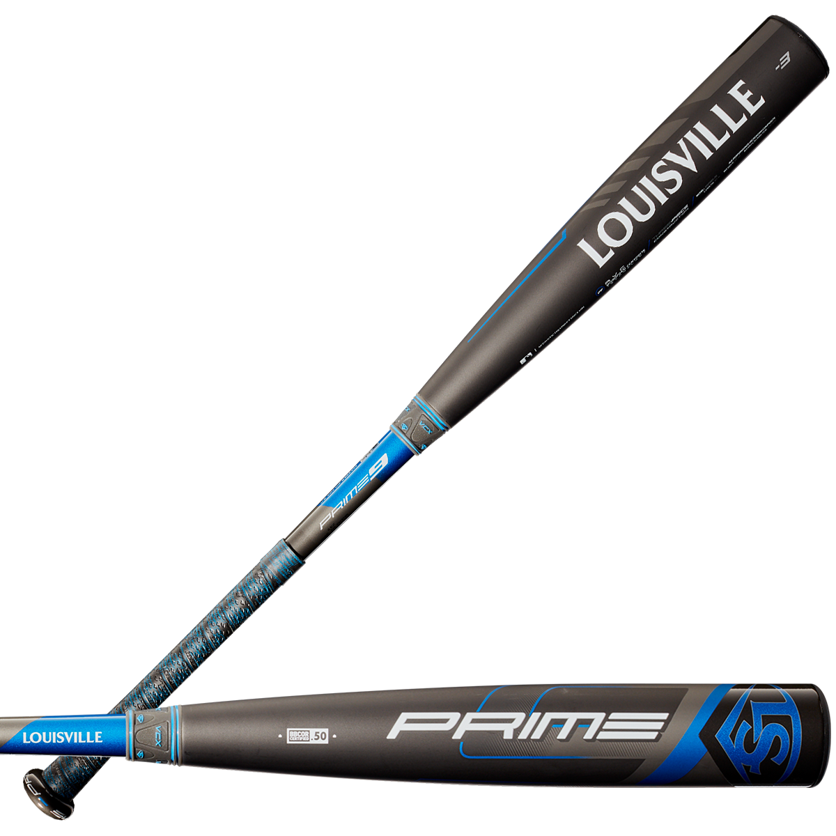 2020 Louisville Slugger Prime BBCOR (-3) Baseball Bat