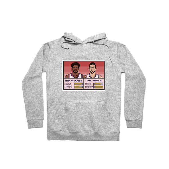The Process-The Prince Pullover Hoodie