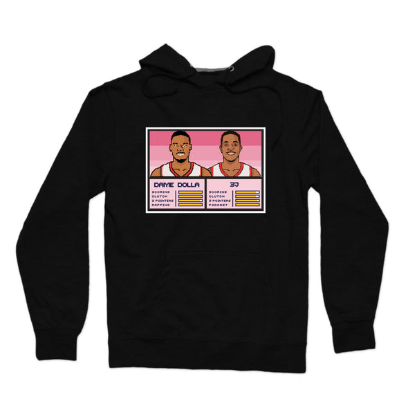 Dame Dolla-3J Pullover Hoodie