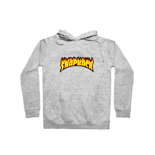 SNAPBACK THRASHER Pullover Hoodie