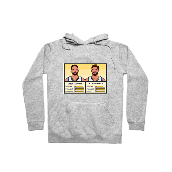 Chef Curry-Klaymaker Pullover Hoodie