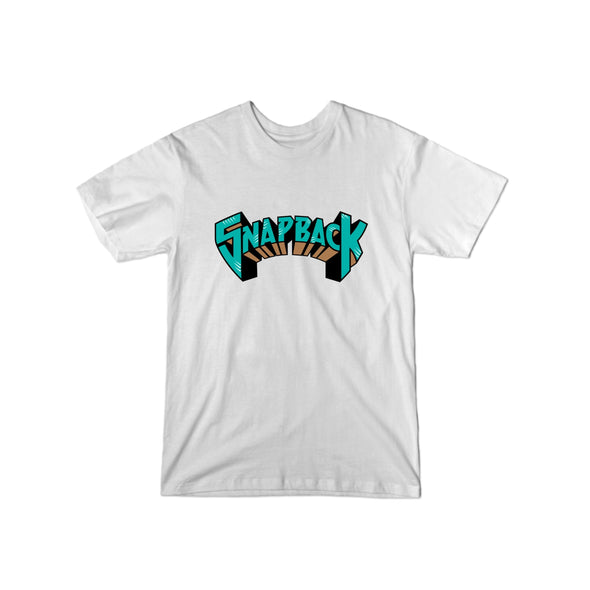SnapBack Throwback Grit T-Shirt