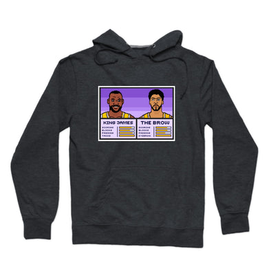 King James - The Brow Pullover Hoodie