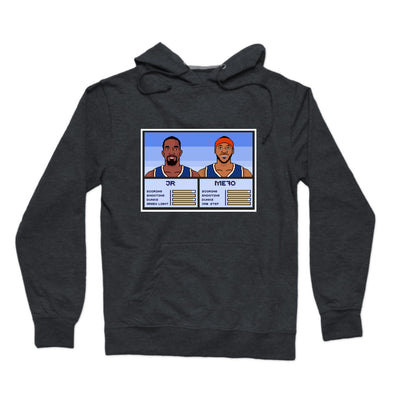 ThrowBack JR-Me7o Pullover Hoodie