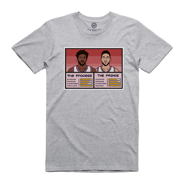 The Process-The Prince T-Shirt