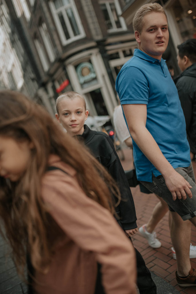 Making Waves on the Streets of Amsterdam 19