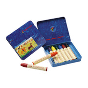 Stockmar 8 beeswax stick crayons