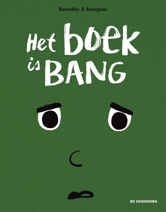 Het boek is bang by Cédric Ramadier