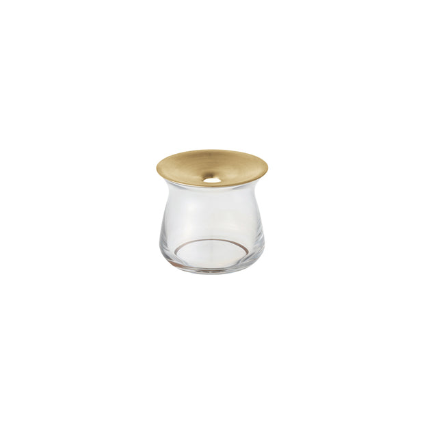 Kinto LUNA vase   Small  clear