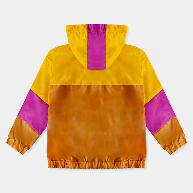 Anorak  golden yellow