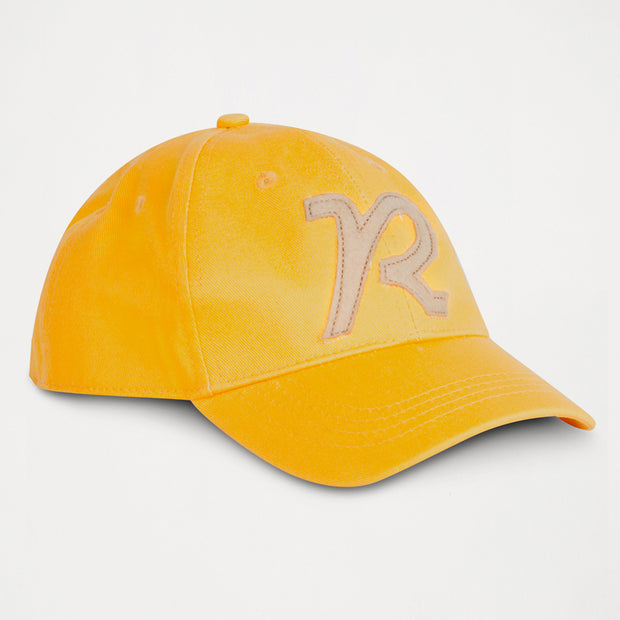 cap  golden yellow