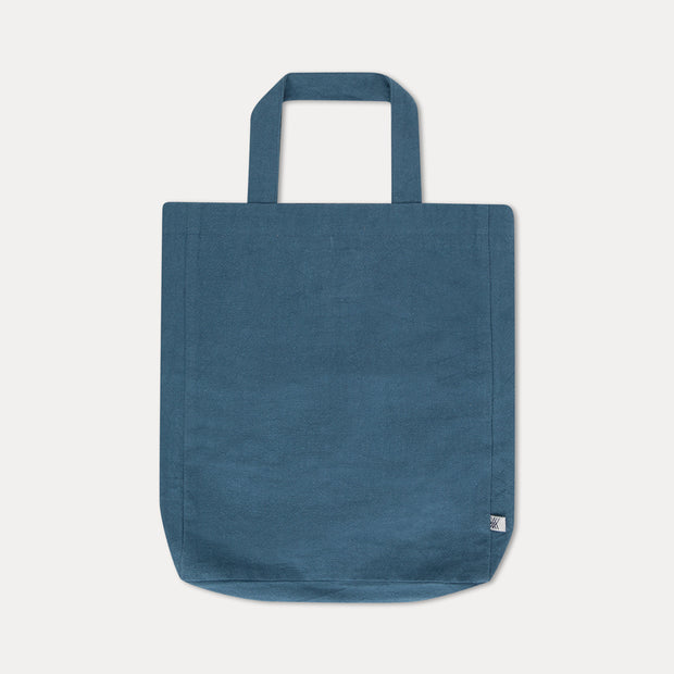 Bag size S  aged blue