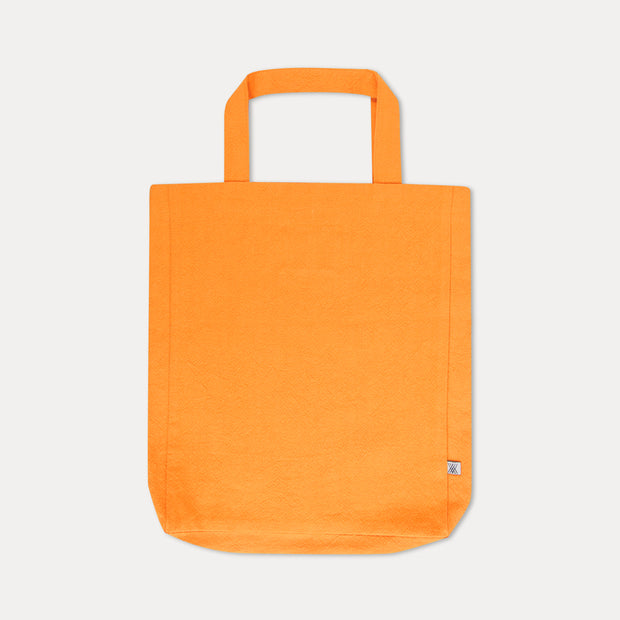 Bag size S  golden orange yellow