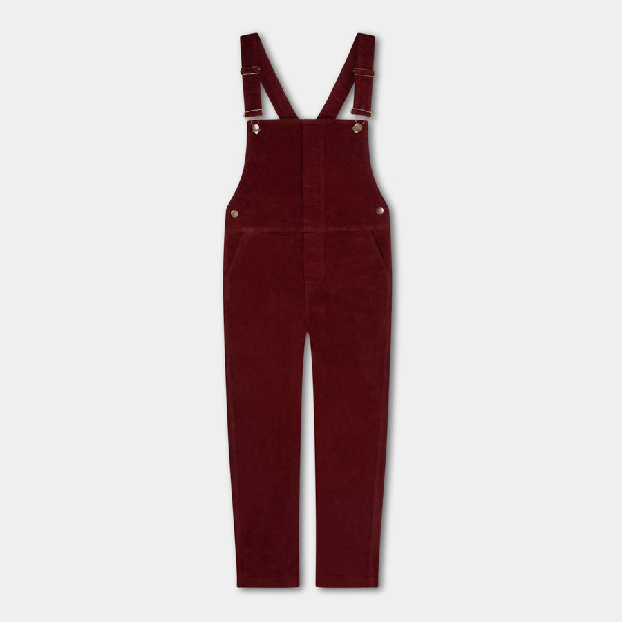 Dungaree  Warm Red