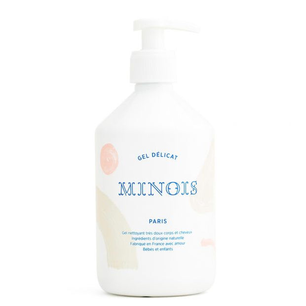 Minois - Delicate gel  for body and hair