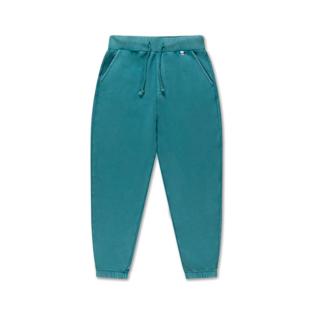 Sweatpants greyish sky blue