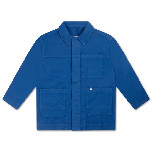 Workwear jacket classic blue