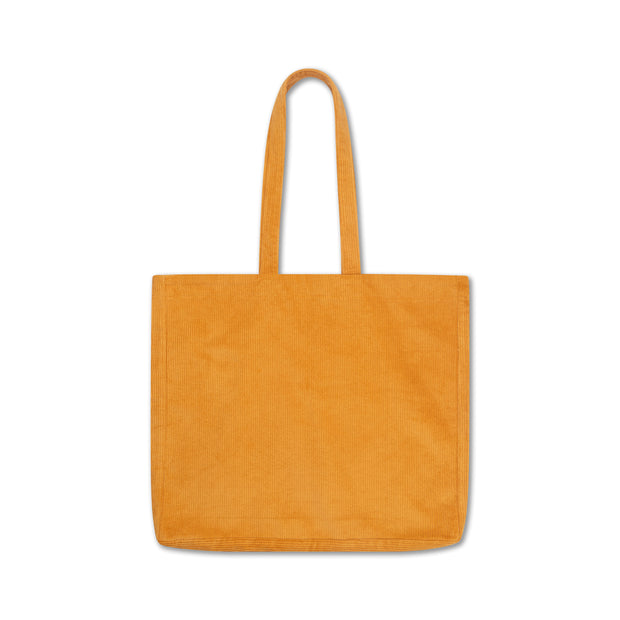 Bag soft golden yellow