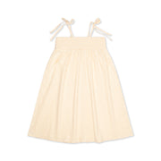Balloon dress vintage white