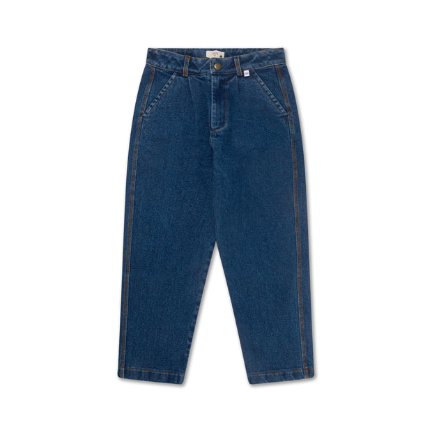 Chino denim blue