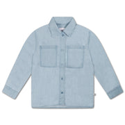 Classic shirt light washed blue