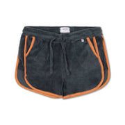 Sporty short midnight grey