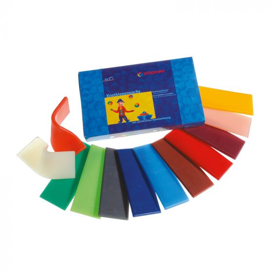 Stockmar Moddeling Beeswax (12 colors)