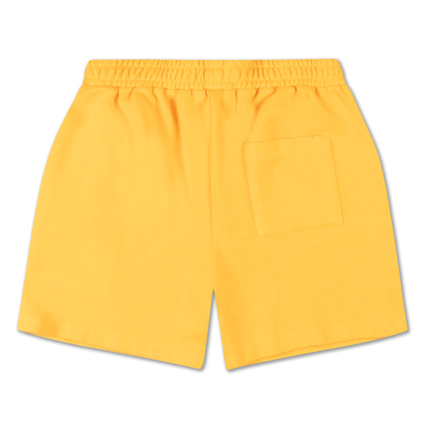 Sweat shorts golden cream