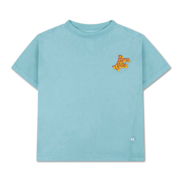 Tee shirt lake blue