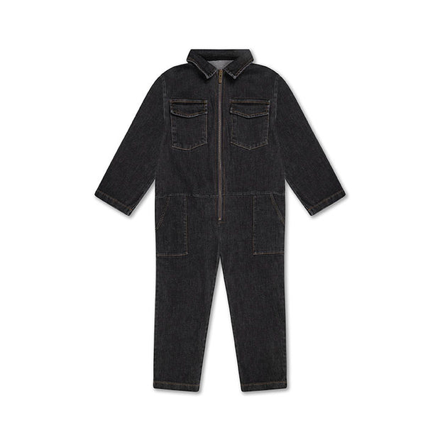 Overall charcoal