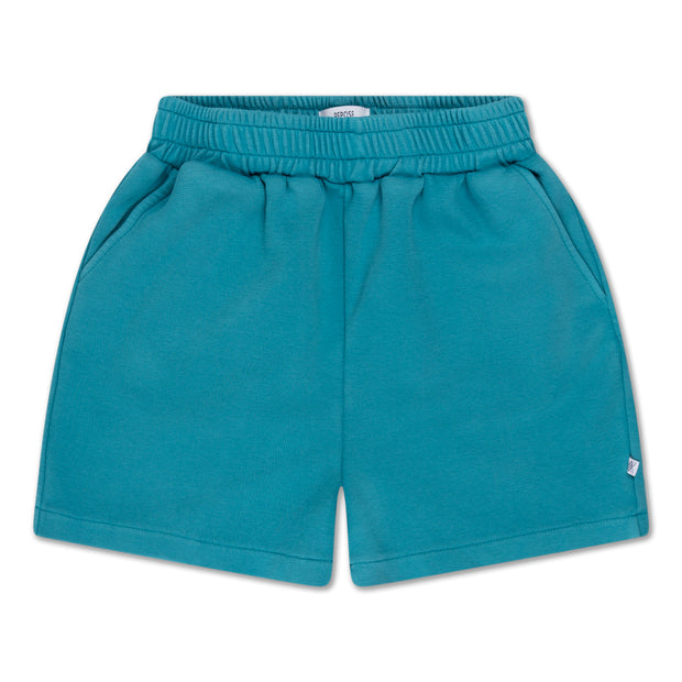Sweat short - water blue
