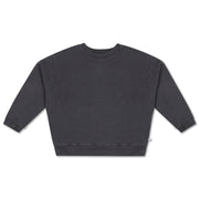 Crewneck sweater charcoal