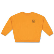 Crewneck sweater radiant yellow