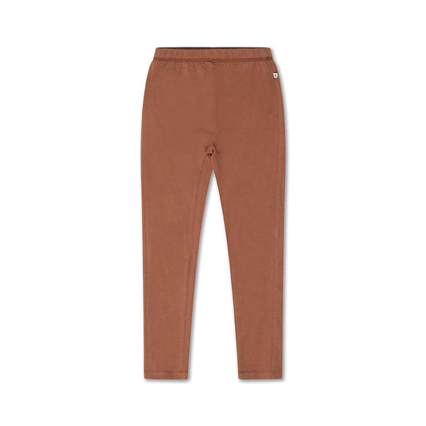 Pants warm chocolate