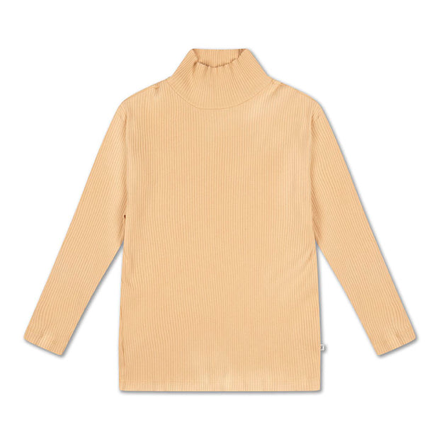 Turtle neck warm sand