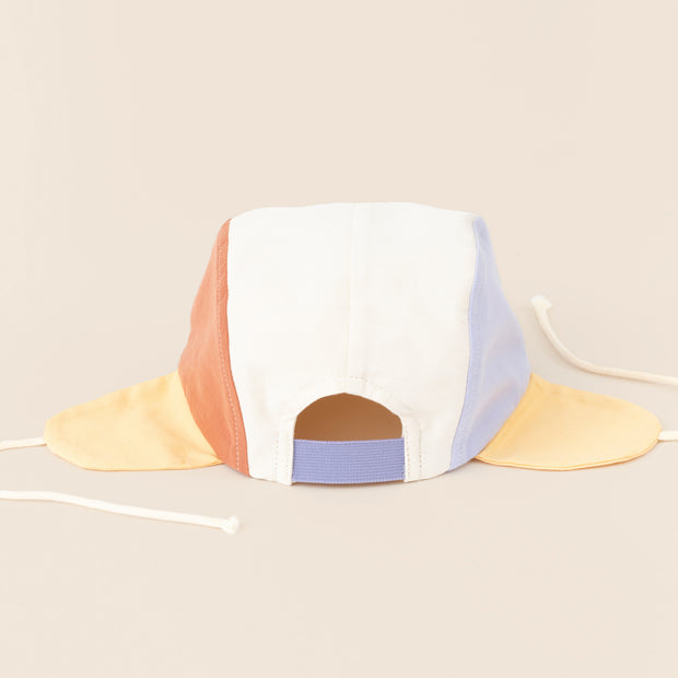 New Kids in the Hood Wolly, colorblock pastel for babies