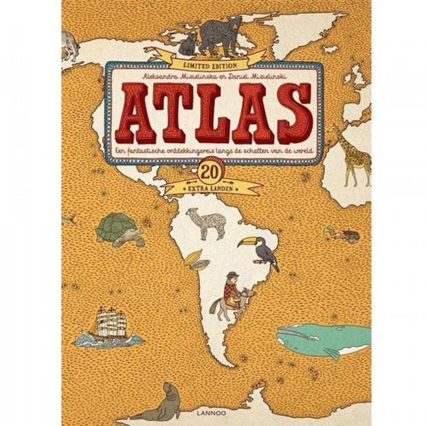 Atlas limited edition