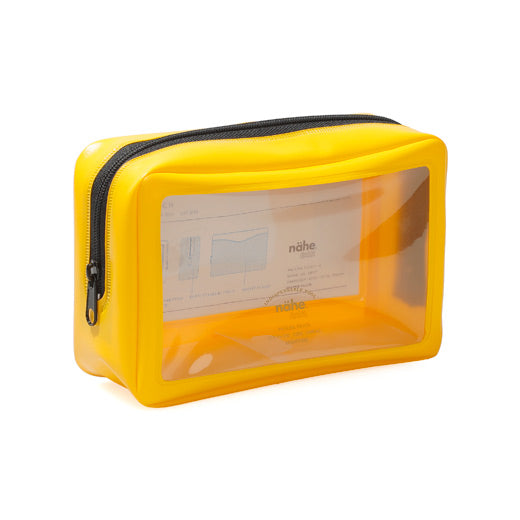 Nähe Hightide packing pouch yellow (S)