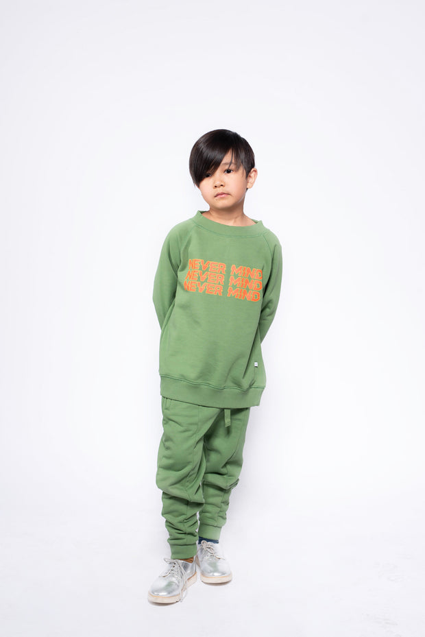 Jogger hunter green