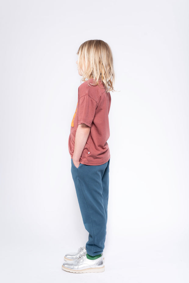Sweatpants naval blue