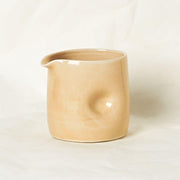 Barton Croft Dimpleg Jug in Oatmeal